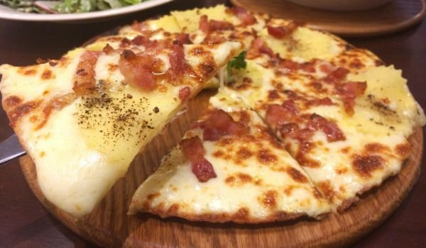 Potato Dough Pizza