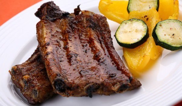 Oven-Roasted Pork Ribs