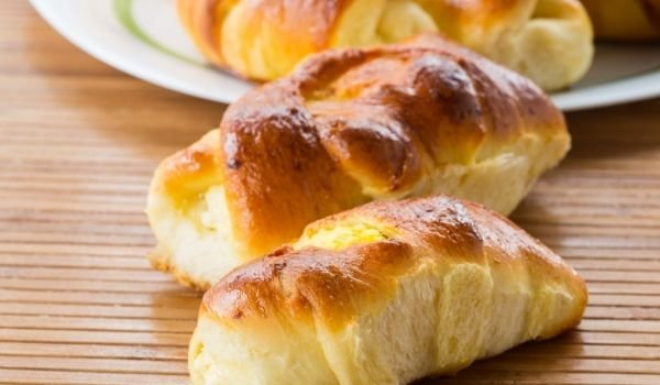 Tasty Feta Chese Buns