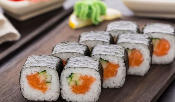 How Many Calories are in a Sushi?