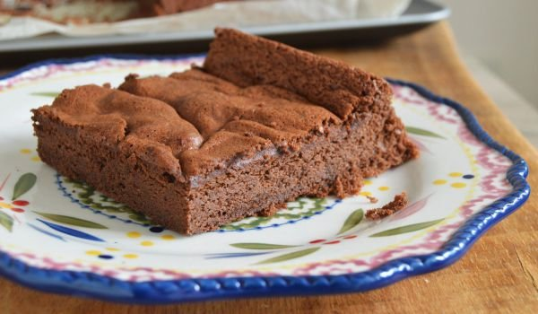 Tasty Chocolate Cake without Flour