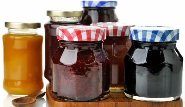 Roasted Pear Jam