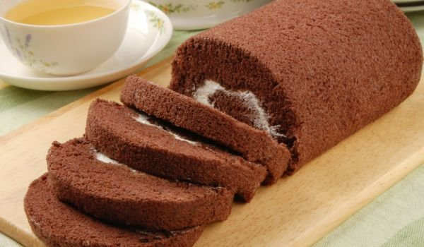 Easy Chocolate Roll