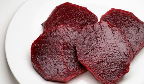 Beetroot with Cumin