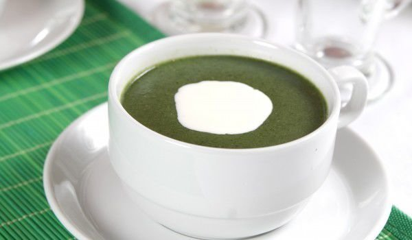 Green Summer Soup