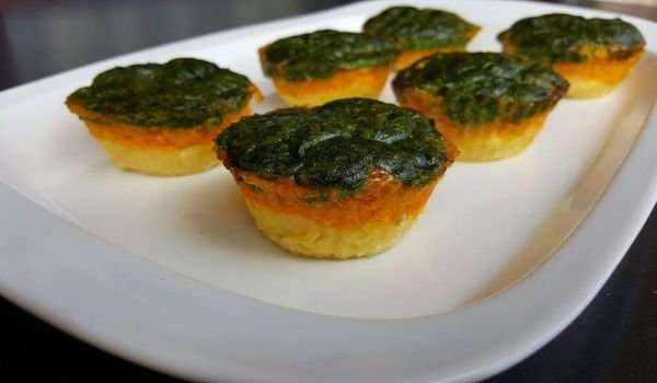 Vegetable Pudding
