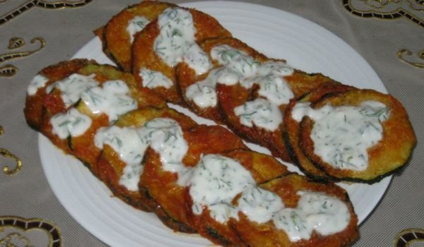 Spicy Oven-Baked Zucchini