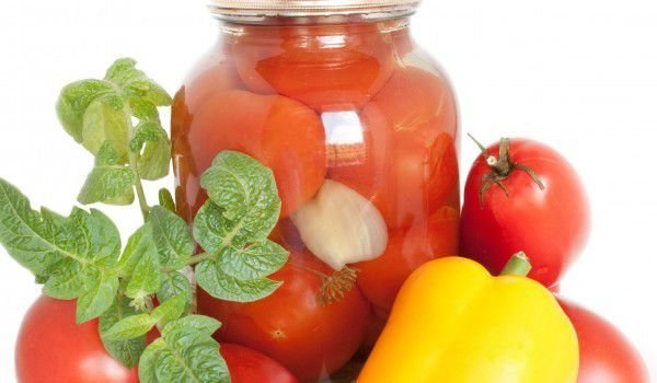 Pickled Red Tomatoes - Recipe | TastyCraze.com