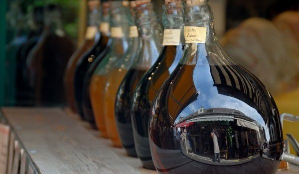 Homemade Vinegar