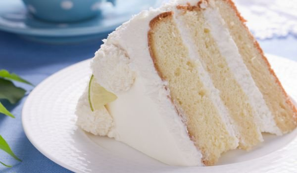 Snow Miracle Cake