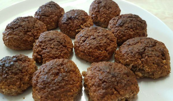 Healthy Cookies with Oats