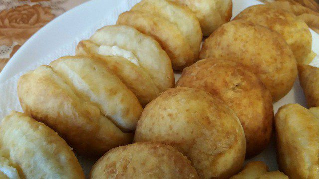 Quick Baking Soda Fritters